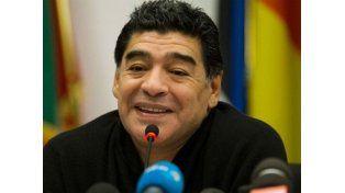 La magia intacta de Diego Maradona