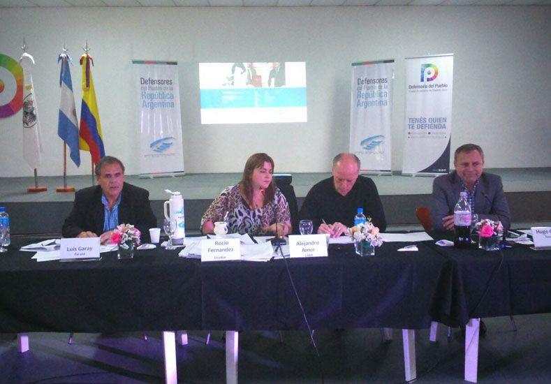 Luis Garay será miembro de la conducción nacional de la Asociación de Defensores del Pueblo