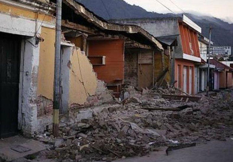 Los sismos chilenos