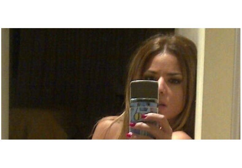 El comentario de Jorge Rial a Marina Calabró por sus fotos hot