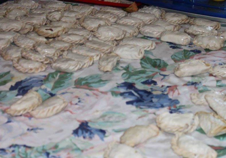 Hay 500 gurises que se quedaron sin el plato de comida diario