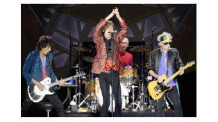 Rolling Stones: tres fechas confirmadas en Argentina