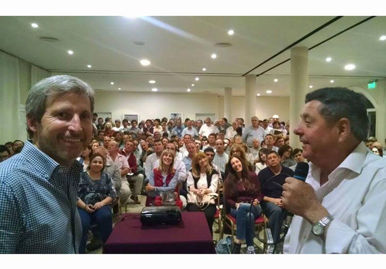 Cambiemos se reunió en Villaguay