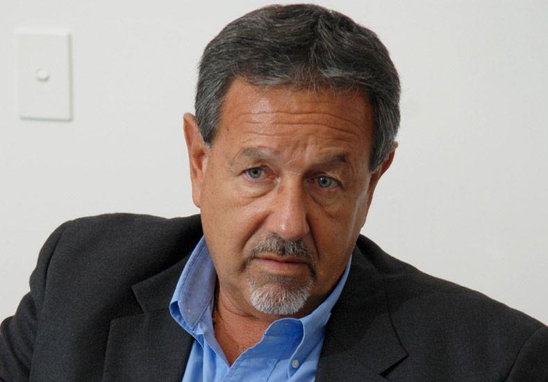 Afuera. Alberto Roberti ya no pertenece al Frente Renovador.