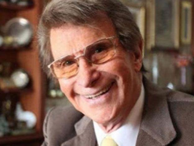 Silvio Soldán, internado de urgencia en una clínica de Bariloche