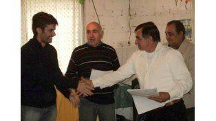 Se entregó la matrícula a la primera cooperativa ladrillera de Entre Ríos