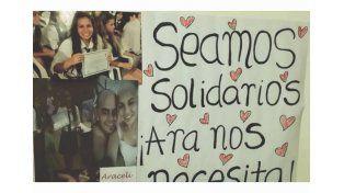 Apelan a la solidaridad para afrontar el tratamiento para una joven con cáncer