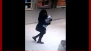 Abrirán una investigación por el robo de la recién nacida