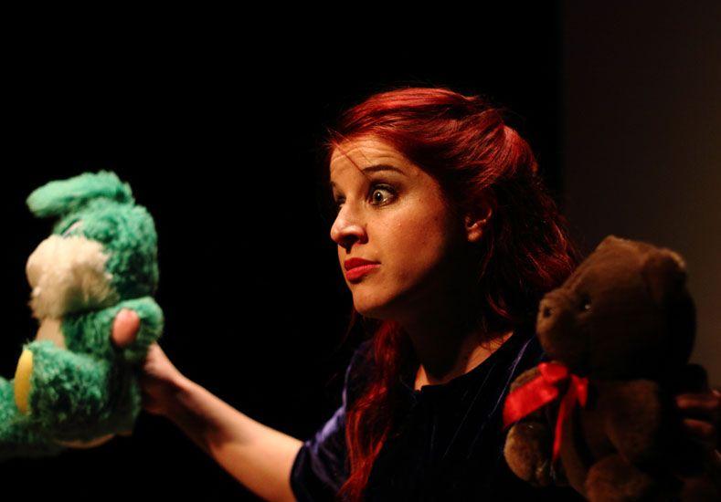 Gira. La obra protagonizada por Lucrecia Aguirre (foto) y Juanqui Fortuny partirá rumbo a México.