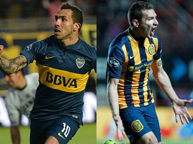 Boca y Rosario Central definen al campeón en Córdoba