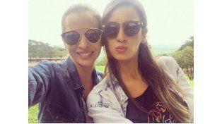 Alejandra y Giuliana Maglietti, diosas en Brasil