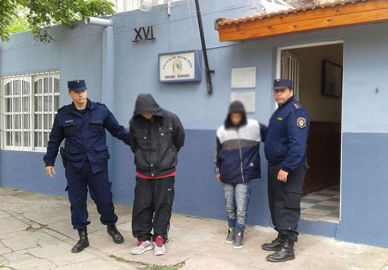 Foto: Prensa Policía de Entre Ríos