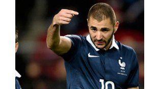 Karim Benzema fue detenido en Francia por un caso de chantaje sexual