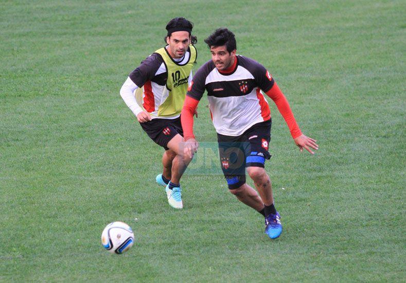 La Joya es el máximo goleador de Patrón en lo que va de la temporada con 10 tantos.    Foto UNO/Diego Arias