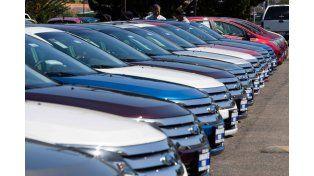 El patentamiento de autos subió 7,9% en octubre mientras que el de motos sólo un 0,6%
