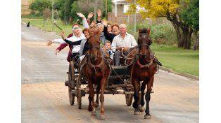 Múltiple oferta. Historia y tradición en el turismo de las aldeas.