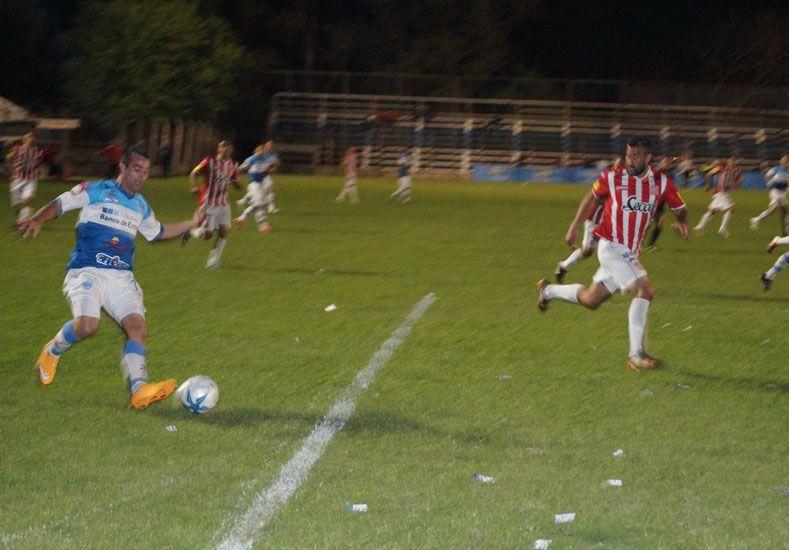 El Lobo uruguayense arrancó bien