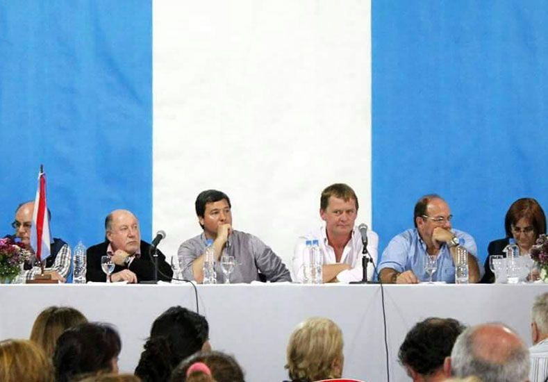 Congreso. Referentes del Frente Renovador Entrerriano hicieron un balance en Concordia.