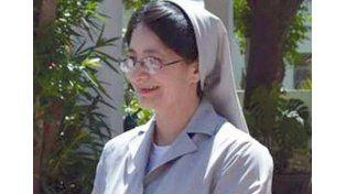 Por los demás. Rosa Belaber es la encargada del hogar Santa Catalina.  Foto: Clarín