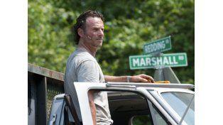 Confirman una séptima temporada de Walking Dead