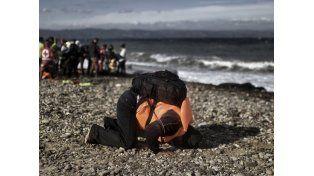 Murieron dos niños y cuatro bebés en un nuevo naufragio en el Mar Egeo