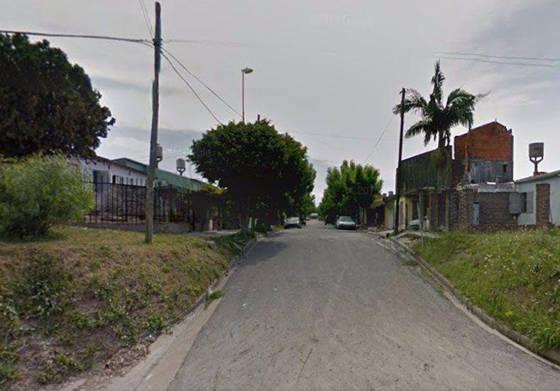El accidente doméstico se produjo en calle Albariños. Foto Ilustrativa