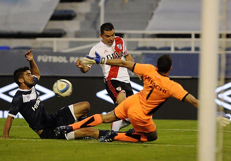 River Plate venció a Vélez