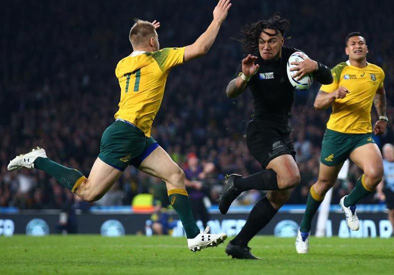 Fuente: Rugby World Cup