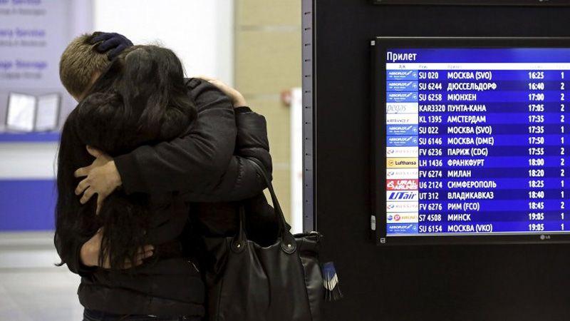 No hay sobrevivientes entre los pasajeros del avión ruso accidentado en Egipto