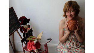 Daniela Pelegrinelli facilitará el taller en Paraná.