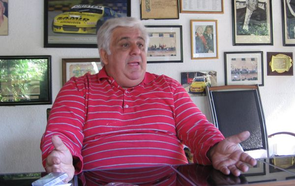 Ordenaron la detención de Alberto Samid