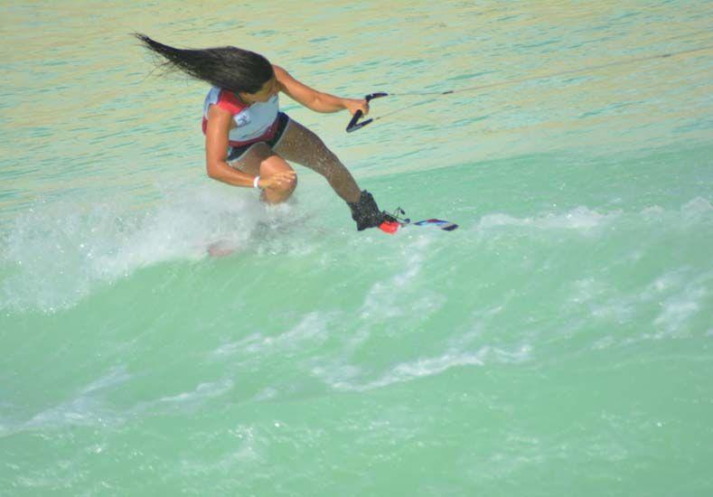 Los argentinos están clasificando en el mundial de Cancún