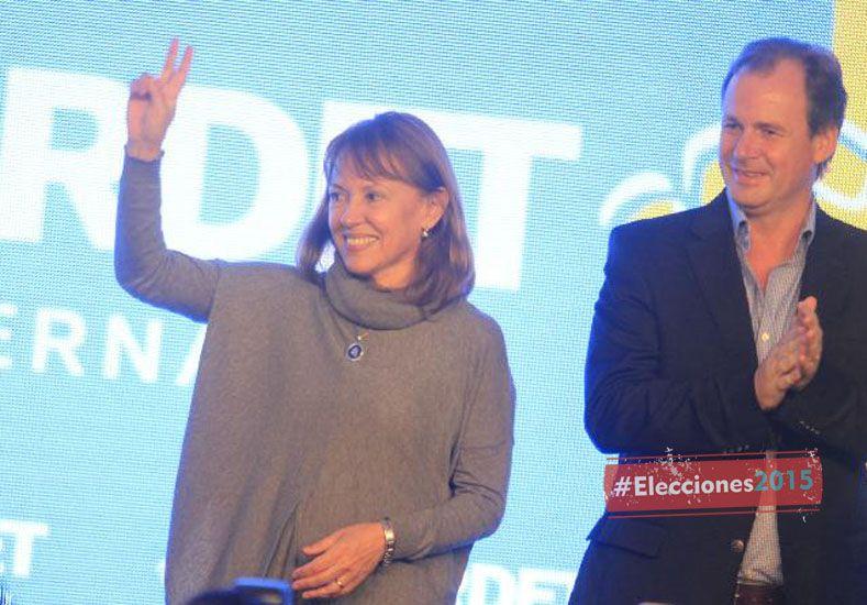 El gobernador electo