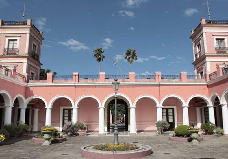 Palacio San José. Foto: Internet