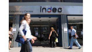 Según el Indec, el nivel de actividad económica creció 2,6% en agosto