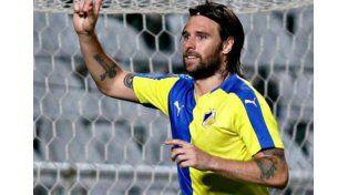 Cavenaghi sigue marcando goles en Chipre