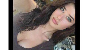 La modelo que impacta con sus ojos bicolor