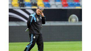 Martino dio la lista con Higuaín y sin Messi ni Agüero