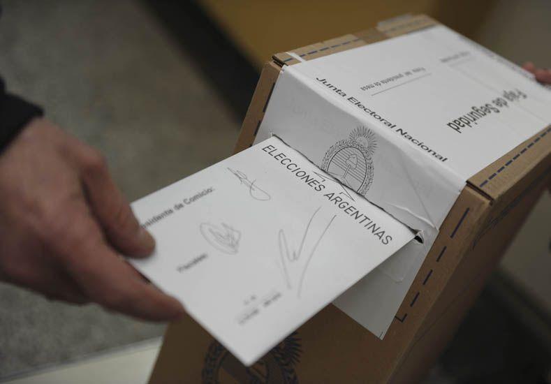 Entre Ríos: Resultados parciales de candidatos al Parlasur