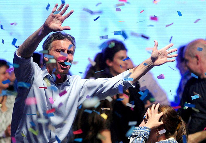 Habrá balotaje entre Scioli y Macri para definir la presidencia