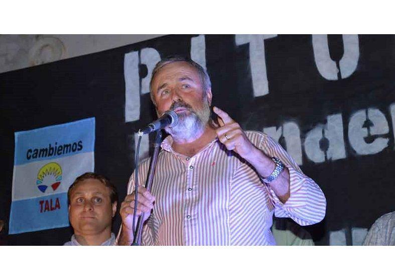 Pitura, de Cambiemos, ganó en Rosario del Tala