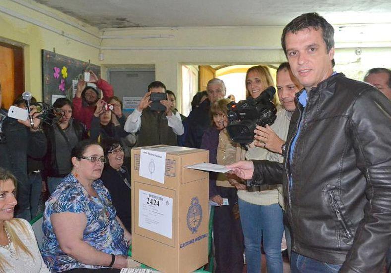 Enrique Cresto se impone en Concordia