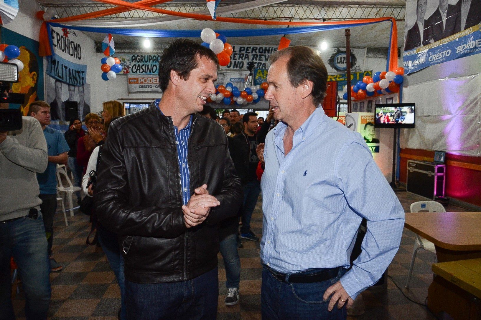 "Bordet: ""La tendencia a nuestro favor es irreversible"""