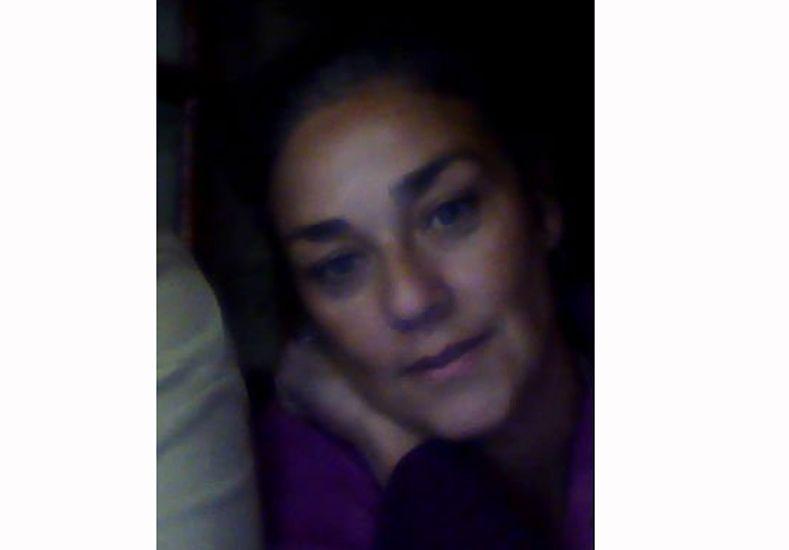 Apareció Diana María López