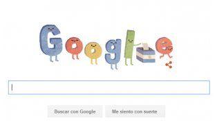 El doodle de Google por las elecciones argentinas