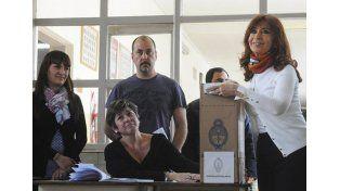 Cristina: Esta fue una elección muy especial