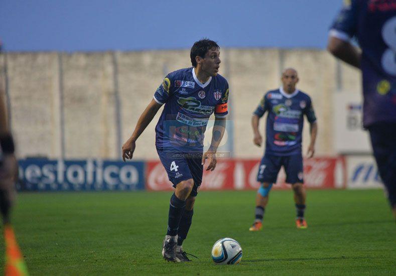 Galli es el jugador de Paraná con mayor presencia en escena en la presente temporada.    Foto UNO/Juan Manuel Hernández