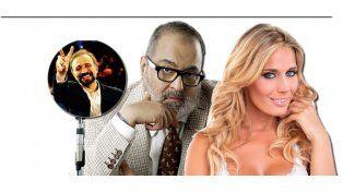 Rocio Marengo se calentó con Jorge Lanata porque la vincula con el Presidente del Banco Provincia