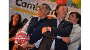 Solo Macri. Punto final para la intención de los candidatos de pegar con la lista de Progresistas.  Foto UNO/Juan Manuel Hernández