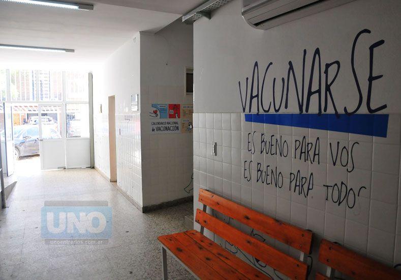 Calendario de vacunas. Desde este año es gratuita para los niños de 15 meses.  Foto UNO/Juan Manuel Hernández